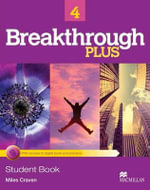 Breakthrough Plus Student's Book + Digibook Pack Level 4 - Miles Craven