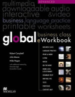 Global Business Class EWorkbook Advanced Level - Robert Campbell