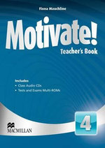 Motivate! Teacher's Book Pack Level 4 - Fiona Mauchline