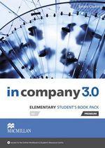 In Company 3E Elementary Stud Bk Pk - Simon Clarke