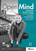 Open Mind British Edition Advanced Level Student's Book Pack Premium - Mickey Rogers