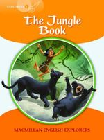 Macmillan English Explorers 4 the Jungle Book - Rudyard Kipling