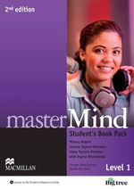 Mastermind 2nd Edition Ae Level 1 Student's Book Pack - Mickey Rogers