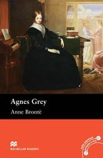 Macmillan Readers Agnes Grey Upper-Intermediate Reader Without CD - Anne Bronte