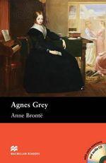 Macmillan Readers Agnes Grey Upper-Intermediate Pack : Macmillan Readers 2015 - Anne Bronte
