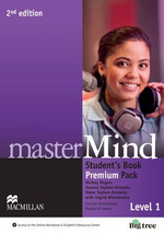 Mastermind AE Level 1 Student's Book Pack Premium : Mastermind - Mickey Rogers