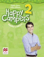 Happy Campers Level 2 Teacher's Edition Pack - Angela Llanas