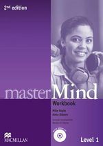 Mastermind 2nd Edition Ae Level 1 Workbook Without Key & CD Pack - Mike Boyle