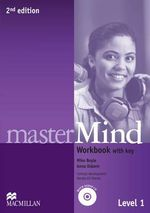Mastermind 2nd Edition Ae Level 1 Workbook with Key & CD Pack - Mike Boyle