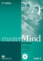 Mastermind 2nd Edition Ae Level 2 Workbook Without Key & CD Pack - Lindsay Warwick