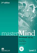 Mastermind 2nd Edition Ae Level 2 Workbook with Key & CD Pack - Lindsay Warwick