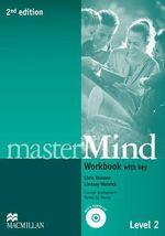 Mastermind AE Level 2 Workbook with Key & CD Pack : Mastermind - Lindsay Warwick