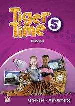 Tiger Time Level 5 Flashcards - Carol Read