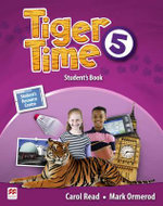 Tiger Time Level 5 Student's Book Pack - Carol Read
