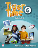 Tiger Time Level 6 Student's Book Pack - Carol Read