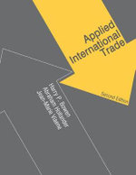 Applied International Trade : Second Edition - Harry P. Bowen