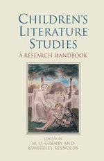 Children's Literature Studies : A Research Handbook