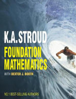 Foundation Mathematics - K. A. Stroud