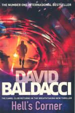 Hell's Corner : The Camel Club returns in the breathtaking new thriller - David Baldacci