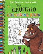 The Gruffalo Colouring Book - Julia Donaldson