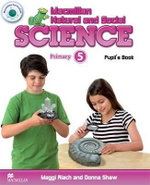Macmillan Natural and Social Science Level 5 Pupil's Book - D.; Riach M. Shaw