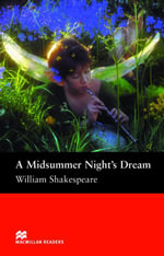 A Midsummer Night's Dream : Pre-Intermediate ELT/ESL Graded Reader - William Shakespeare