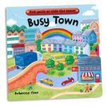Busy Books : Busy Town - Rebecca Finn