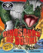 Time Pirates :  Dinosaurs of Doom - Mike Brownlow