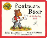 Postman Bear : Tales From Acorn Wood : Postman Bear - Julia Donaldson