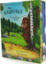 Gruffalo and Gruffalo's Child Boxed Set - Julia Donaldson