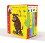 My First Gruffalo Little Library - Julia Donaldson