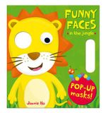Funny Faces : In the Jungle - Jannie Ho