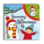 Sparkly Christmas : Sammy the Snowman! - Rebecca Finn