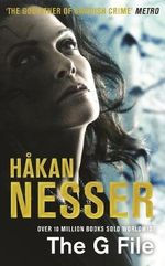 The G File : Van Veeteren Mysteries Book 10 - Hakan Nesser