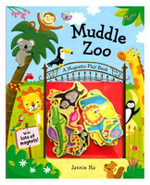 Muddle Zoo : A Magnetic Playbook - Jannie Ho