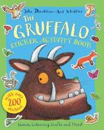 The Gruffalo Sticker Activity Book - Julia Donaldson
