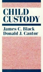 Child Custody : Global Norms and Domestic Networks - James Black
