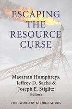 Escaping the Resource Curse : A Bad Subjects Anthology