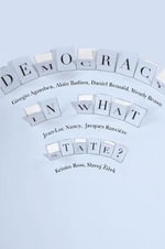 Democracy in What State? - Giorgio Agamben