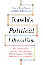Rawls's Political Liberalism : Columbia Themes in Philosophy