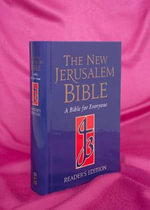 The New Jerusalem Bible 2010: Reader's Edition : NJB Reader's Hardback Bible