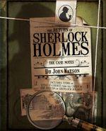 The Return of Sherlock Holmes : The Case Notes - Joel Jessup