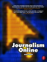 Journalism Online - Mike Ward