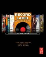 Record Label Marketing - Tom Hutchison