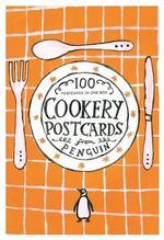 Cookery Postcards from Penguin : 100 Cookbook Covers in One Box - John Hamilton