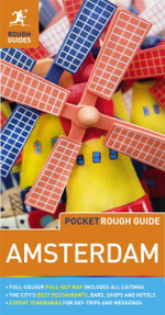 Pocket Rough Guide Amsterdam : Pocket Rough Guides - Rough Guides