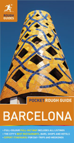 Barcelona : Pocket Rough Guides : Number 26 - Rough Guides