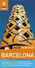 Pocket Rough Guide Barcelona : Rough Guide Pocket Guides - Rough Guides