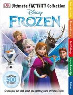 Disney Frozen : DK Ultimate Factivity Collection - Dorling Kindersley