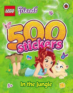 Lego Friends : 500 Stickers: In the Jungle - Ladybird